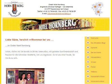 Die brandneue Homepage....!
