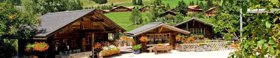 Romantik Hotel Hornberg Gstaad Schweiz