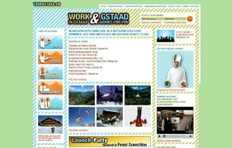 """....""""www.yourgstaad.ch"""" ist da...!"""
