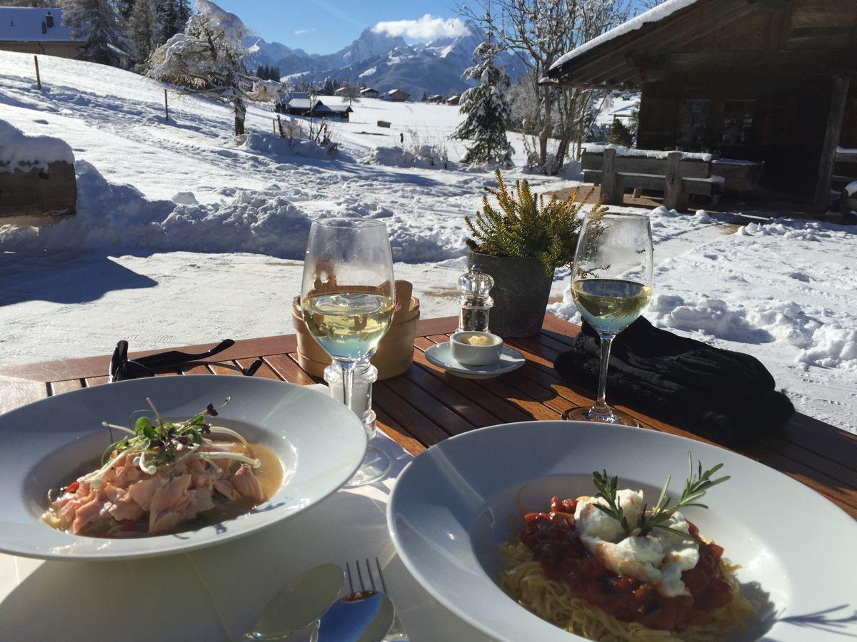 Winter-Kulinarik Hotel Hornberg