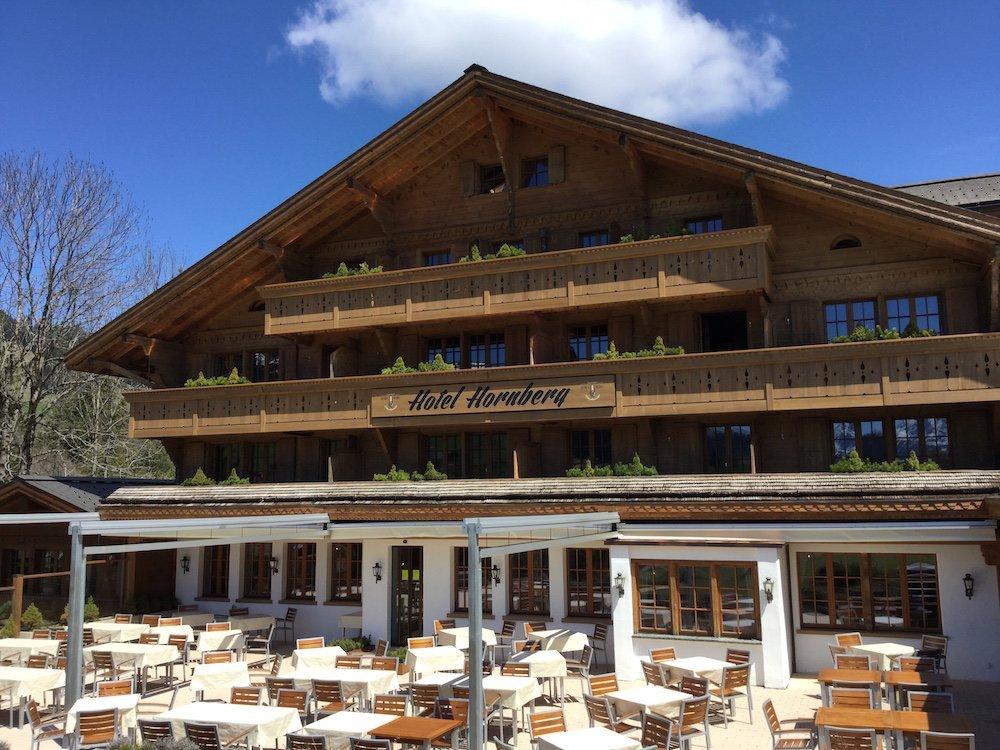 Umbau romantik hotel hornberg vorher nachher bilder for Romantik hotel