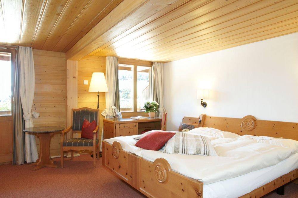 Frühjahrsumbau 2017 im Romantik Hotel Hornberg: Vorher-Nachher Bilder