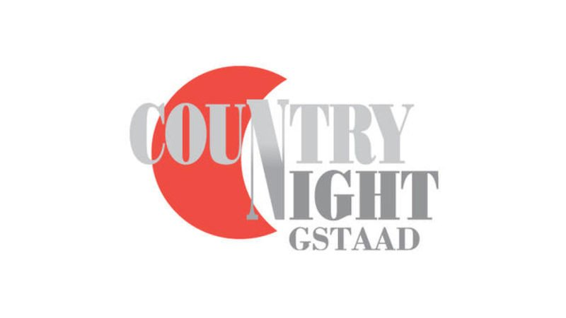 Country Night Gstaad am 8. und 9. September 2017