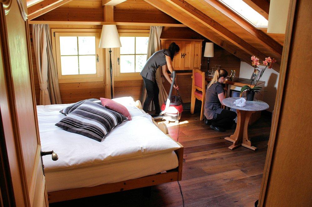 Hauswirtschaft à la Hornberg - Romantik Hotel Hornberg Blog