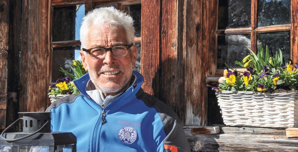 Bergfrühling Wanderungen im Saanenland - die Natur mit Willy Aegerter entdecken