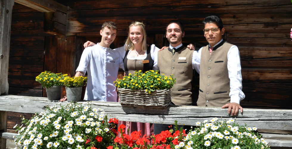 Gratulation... 4 Hornberg-Lernende haben ihren Abschluss geschafft!