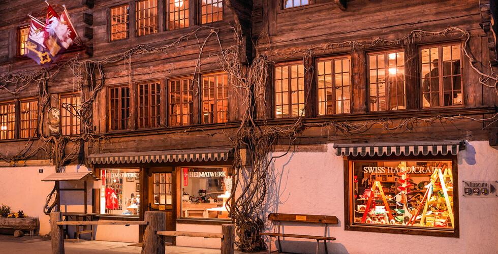 Event: Damals im Saanenland - die spannende Historie von Saanen & Gstaad